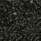 Pearl Black Certified Rubber Playground Mulch, 2000 Pound Sack