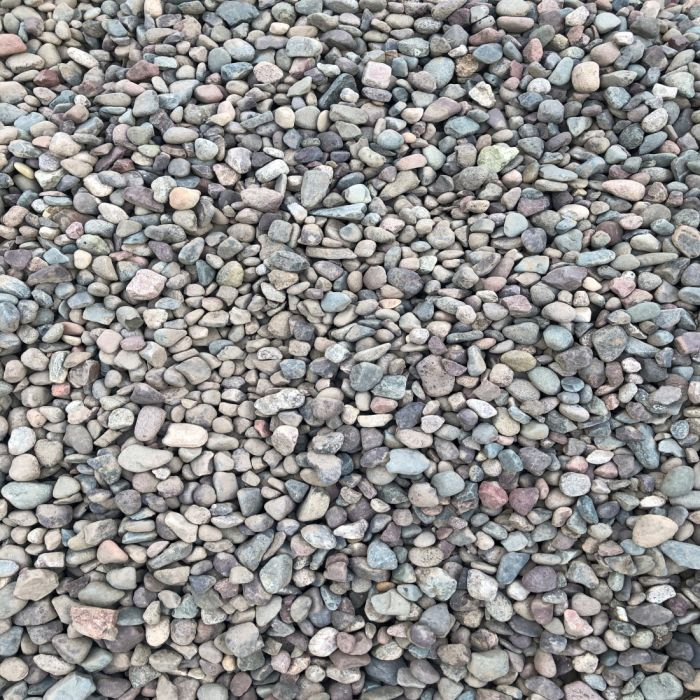 Medium Cherry Creek River Rock At Mr Mulch