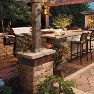 Unilock Pavers & Walls